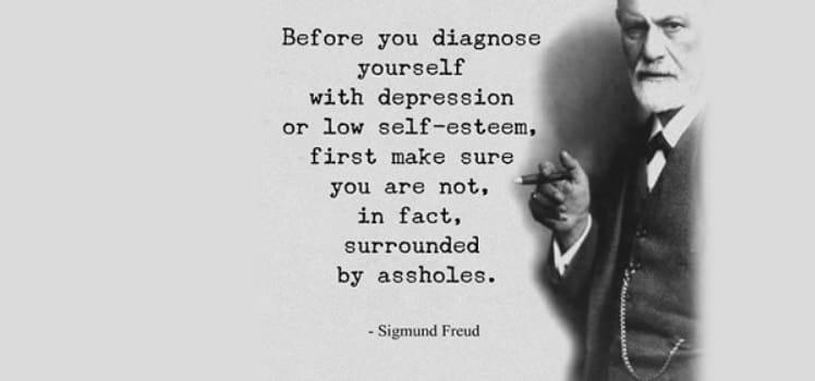 Depp och självkänsla