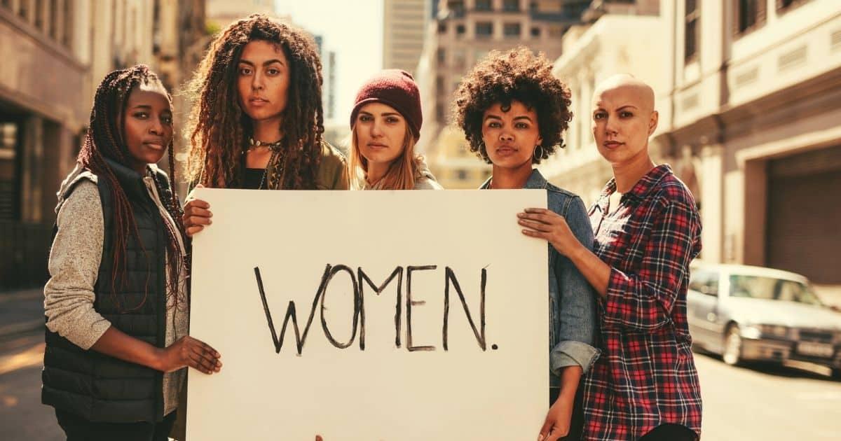 Kvinnodagen 8 mars