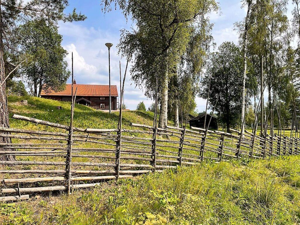 Orsa hembygdsgård